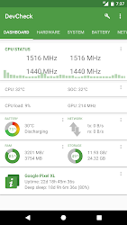 DevCheck Hardware and System Info 2.08 APK Download