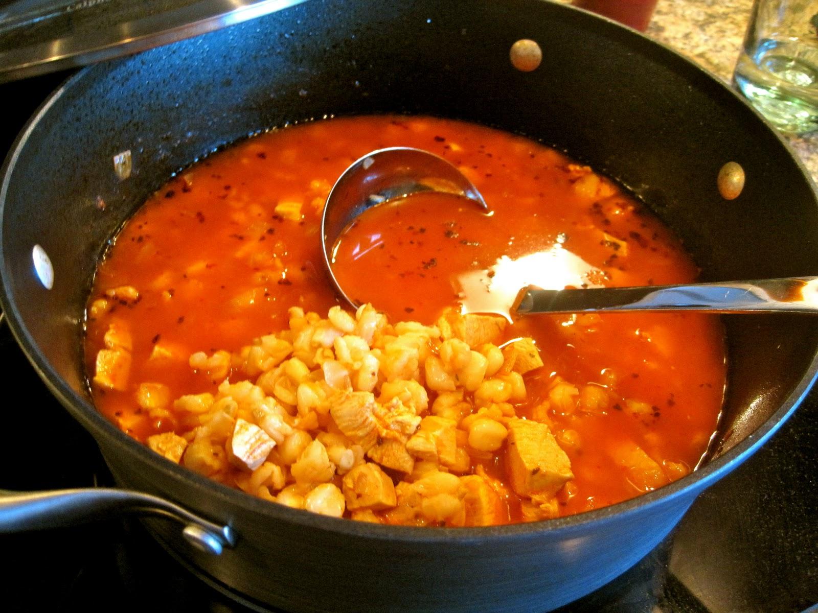 Posole Stew Recipe — Dishmaps