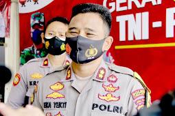 Ribuan Warga Lumajang Ikuti Serbuan Vaksinasi di Gerai Vaksin TNI Polri