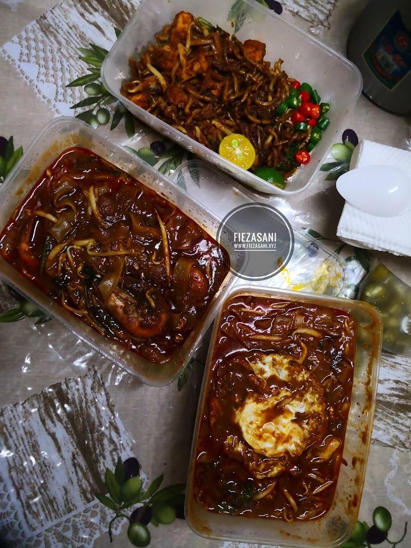 Ada Char Kuey Teow kat Food Panda, Jom lah Cuba.