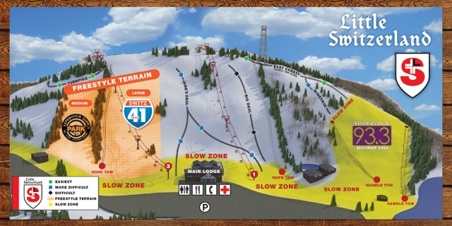 Ski Wisconsin | Guide To Wisconsin Ski Hills and Resorts