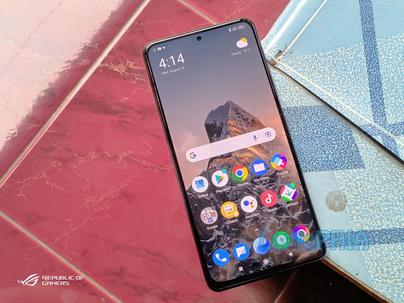Review Poco F3, Smartphone 5G Paling Powerful Bertenaga Snapdragon 870 Termurah!