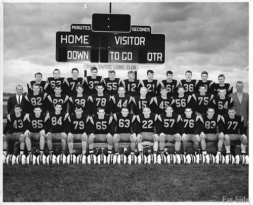 Football Team 1967 maybe