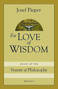 FOR THE LOVE OF WISDOM: ESSAYS ON THE NATURE OF PHILOSOPHY