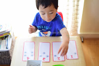 Basic Montessori Math Materials for Introducing Numbers