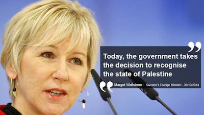 Israel dan Amerika Protes, Swedia Resmi Akui Negara Palestina