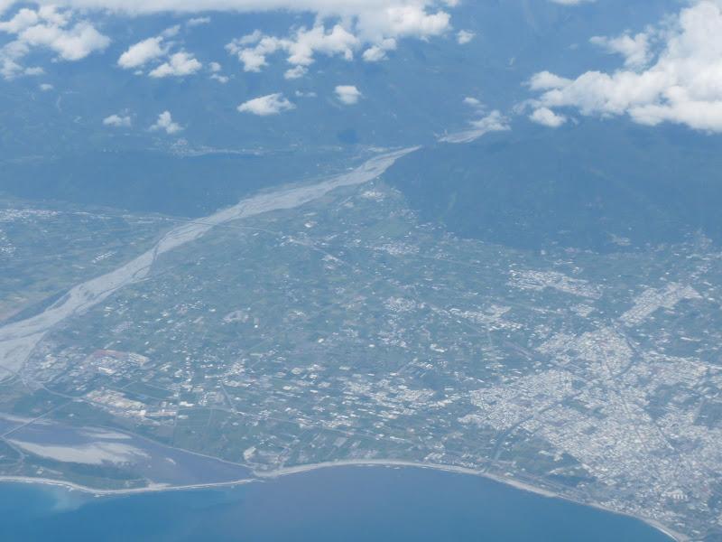 En route pour Taitung