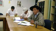 Grupo de Trabajo con Líderes Indígenas 2