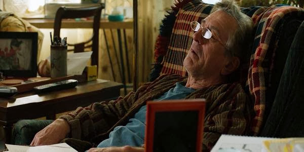 Screen Shot Of Hollywood Movie Last Vegas (2013) Download And Watch Online Free at alldownloads4u.com