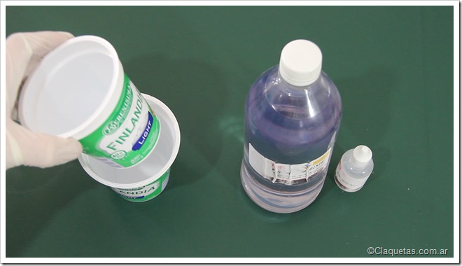 Vasos de Plastico - Resinado - Tutorial Iron Man - Pepakura