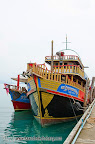 Tour boats