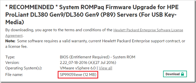 Customizing Packages in HP SPP ISO and Offline Firmware