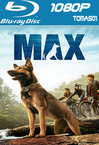 Max (2015) (BRRip) BDRip m1080p