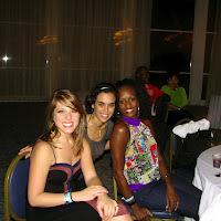 Natalie, Carla and Jessica