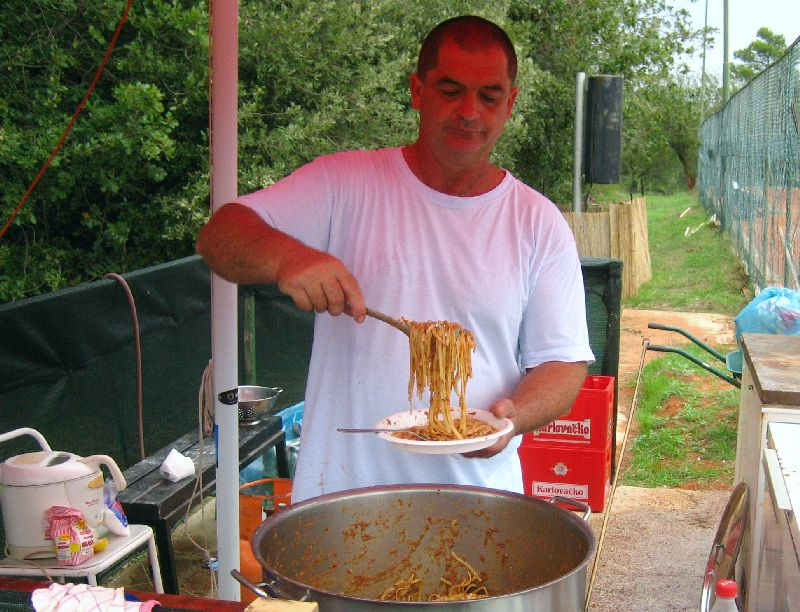 Davor Škorić - Mega Chef