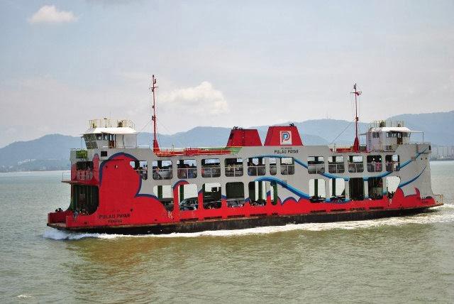 Feri-Pulau-Pinang