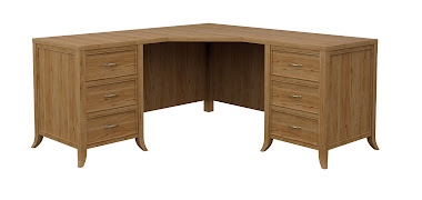 Strafford L-Shaped Desk
