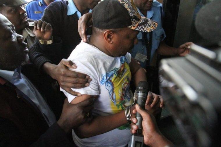 """Maiti mtarajiwa wewe!"" Governor Mike Sonko throws harsh words to a lady, Elizabeth"