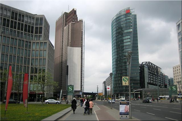 Potsdamer Platz - Berlín'10