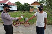 Polsek Kuindra Laksanakan Kegiatan PPKM