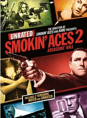 Poster Of Smokin' Aces 2: Assassins' Ball (2010) Full Movie Hindi Dubbed Free Download Watch Online At Alldownloads4u.Com