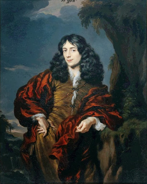 Nicolaes Maes - Portrait of Simon van Alphen