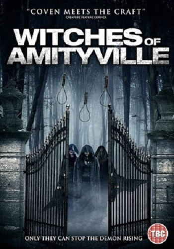 Witches of Amityville Academy 2020 Hindi Dual Audio WEBRip Full Movie Download 480p [300MB] 720p [800MB]