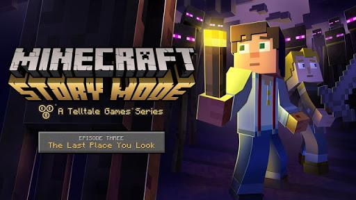 Story Mode Episode 3 Episode 4 reviews Minecraft info