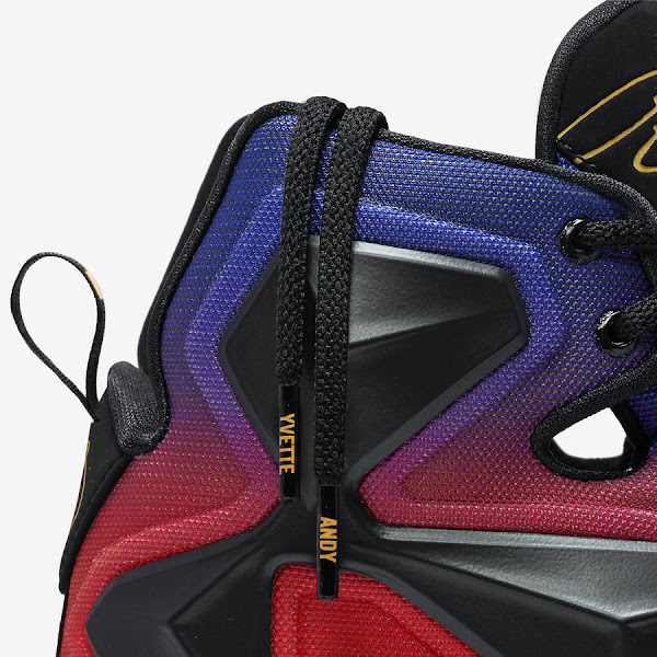 Nike LeBron XIII Doernbecher  Official Catalog Images