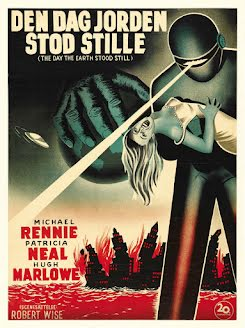 Ultimátum a la Tierra - The Day the Earth Stood Still (1951)