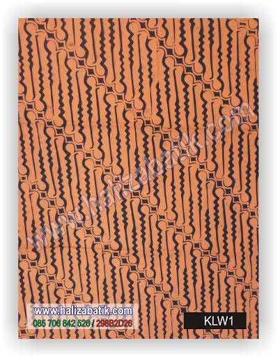 Motif Batik Pekalongan, Grosir Batik, Desain Batik, KLW1