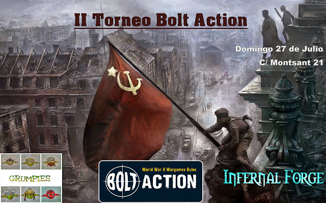 II Torneo Bolt Action Infernal Forge – Crying Grumpies Cartel%25202
