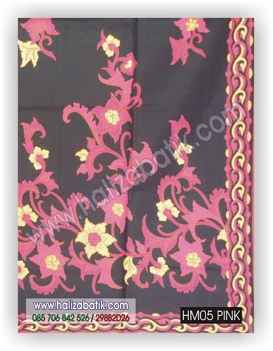 Batik 2015, Jenis Batik, Grosir Baju Batik, HM05 PINK