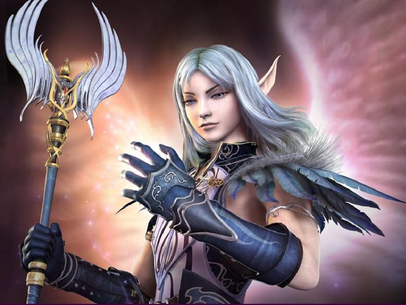 Elven Mage, Elven Girls 2