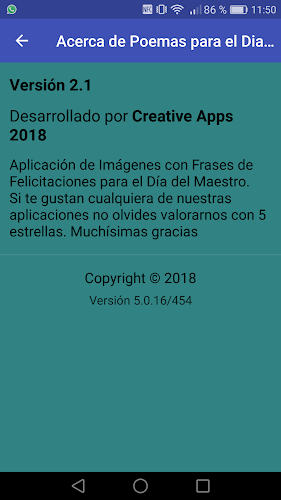 Download Poemas Para El Dia Del Maestro Apk Latest Version