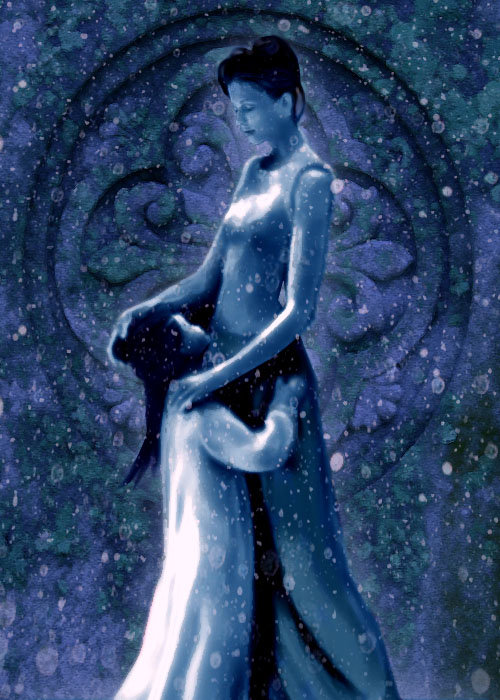 Wiccan Mother, Mystery