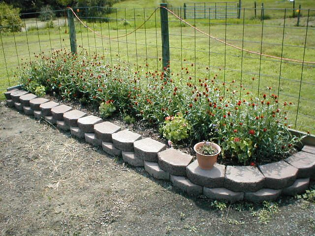 Diy Stone Raised Flower Beds The Best Flowers Ideas