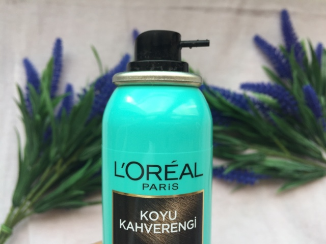 Loreal Paris Saç Dipleri İçin Anında Kapatıcı Sprey Magic Retouch