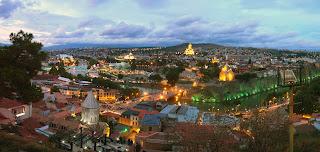 Tbilisi glavno mesto Gruzije