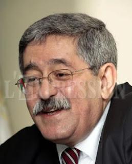 Ahmed ouyahia, secrétaire général du RND: «Préservons l'unité de notre pays»