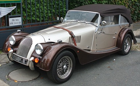 Morgan Plus 4 Tourer