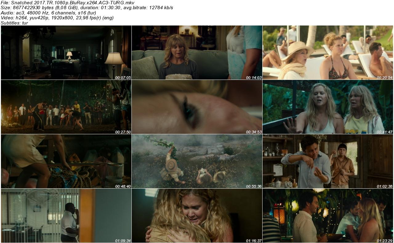 Cennette Sorun Var 2017 - 1080p 720p 480p - Türkçe Dublaj Tek Link indir