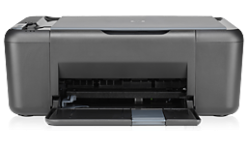 Down HP Deskjet F2430 inkjet printer driver software