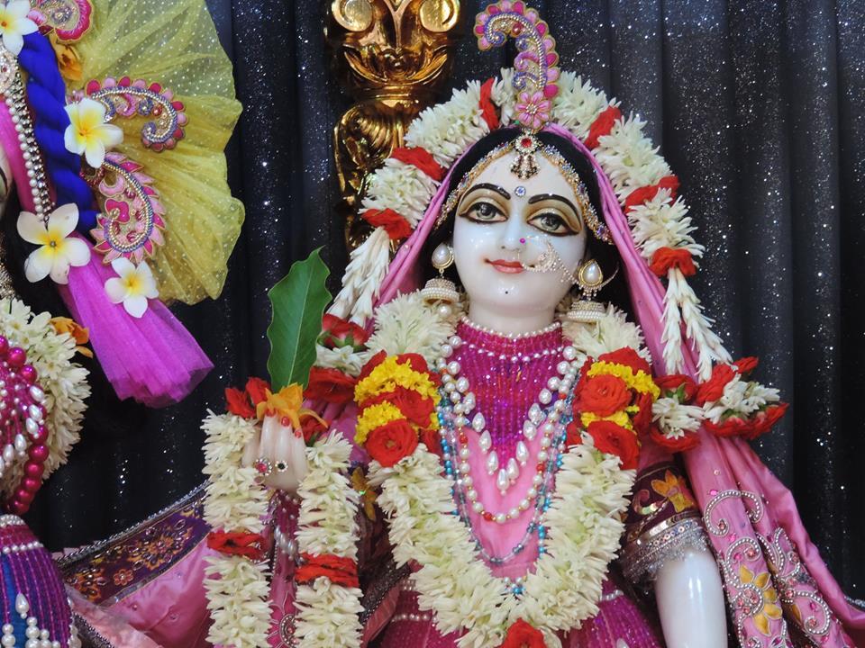 ISKCON Bangalore Deity Darshan 28 May 2016 (3)