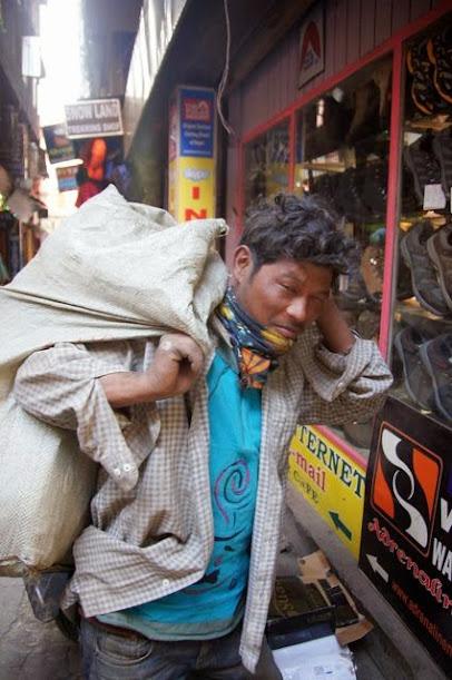 達人帶路-環遊世界-尼泊爾-路人