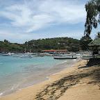 View from Padangbai (Bali)