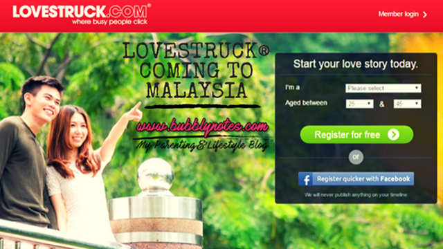 LOVESTRUCK® coming to Malaysia