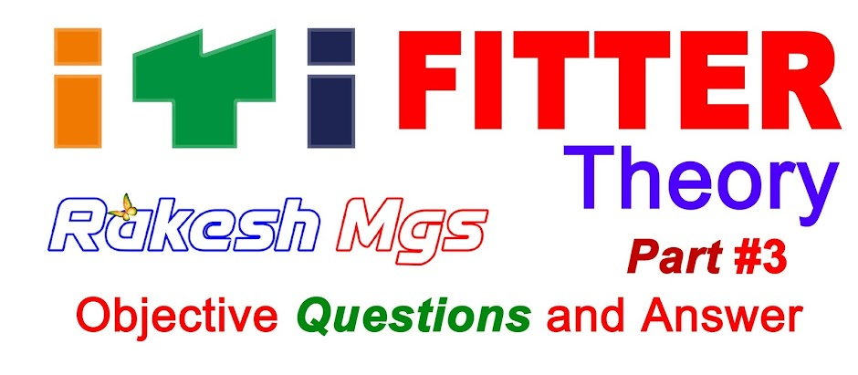 Fitter Electrician ITI 20+ Question Answer MCQ in Hindi Part #3