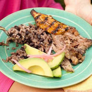 Cuban Grilled Pork (Lechon Asado)