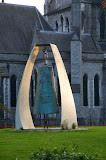 Klokke ved St Patrick's Cathedral